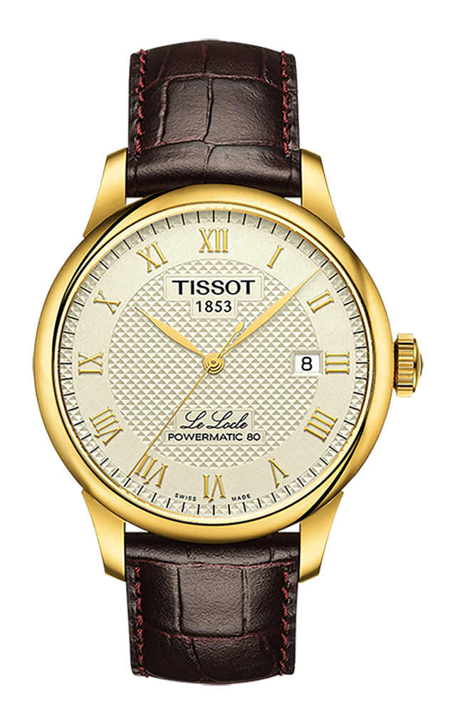 Tissot T-Classic Le Locle Watch T0064073626300 product image