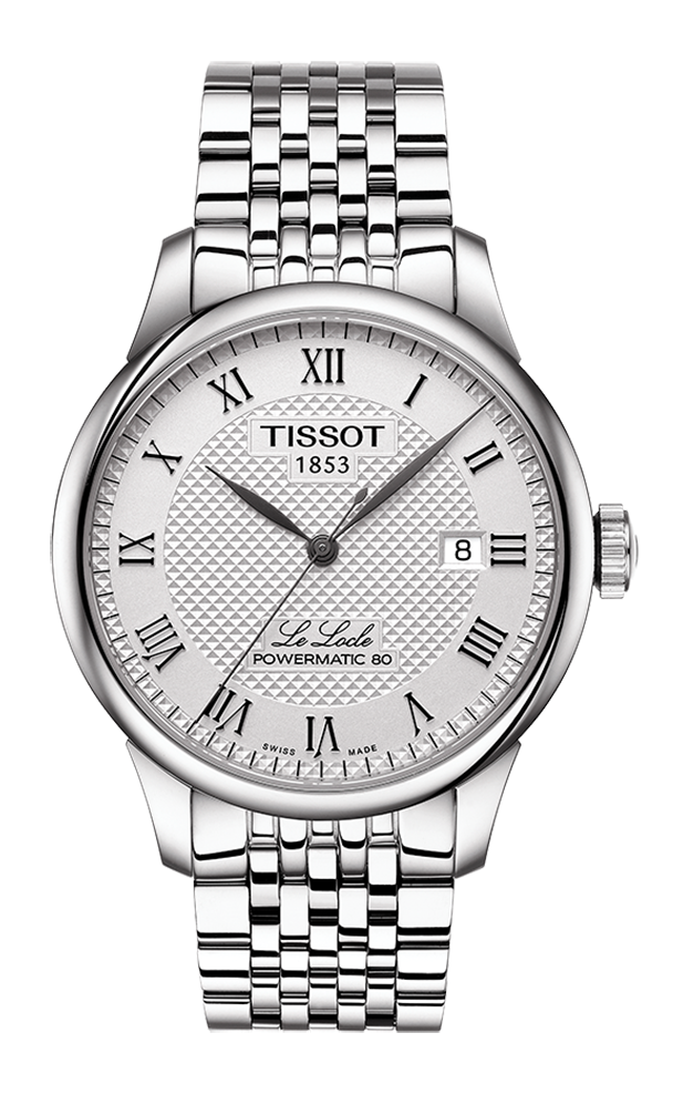 Tissot T-Classic Le Locle Watch T0064071103300 product image