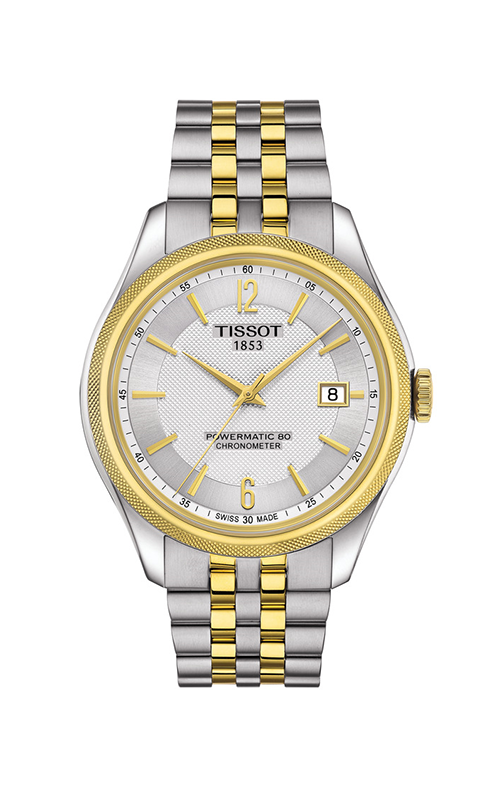Tissot Ballade Powermatic 80 COSC Watch T1084082203700 product image
