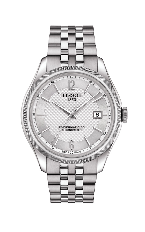 Tissot Ballade Powermatic 80 COSC Watch T1084081103700 product image