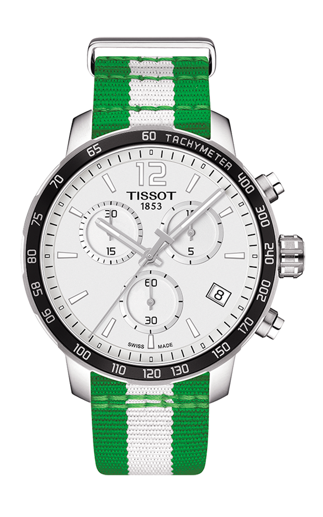 Tissot T-Sport Quickster Watch T0954171703717 product image