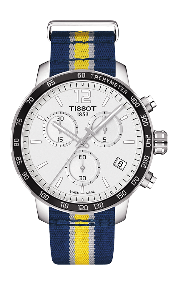 Tissot T-Sport Quickster Watch T0954171703723 product image