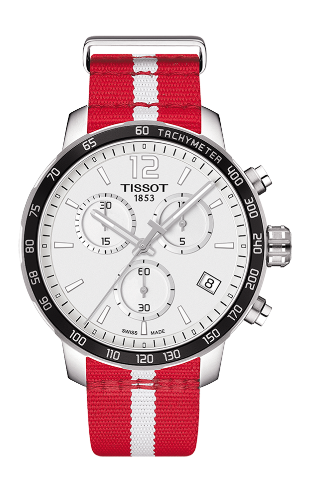 Tissot T-Sport Quickster Watch T0954171703729 product image