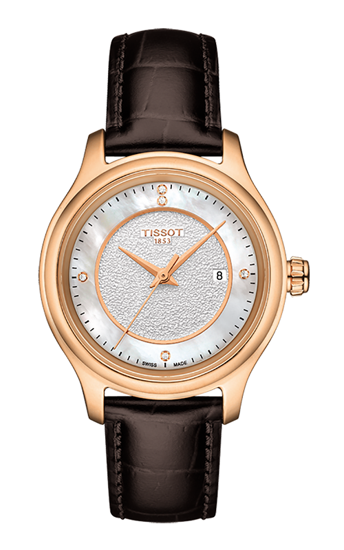 Tissot T-Gold Fascination Lady Watch T9242107611600 product image