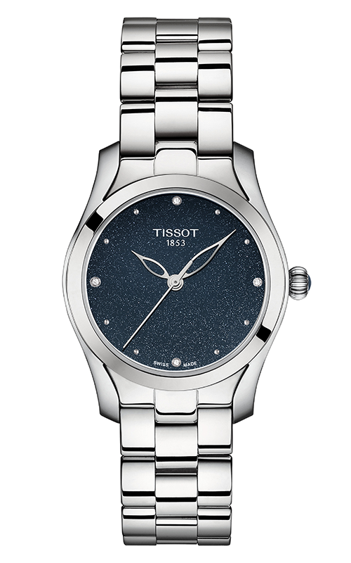 Tissot T-Lady T-Wave Watch T1122101104600 product image