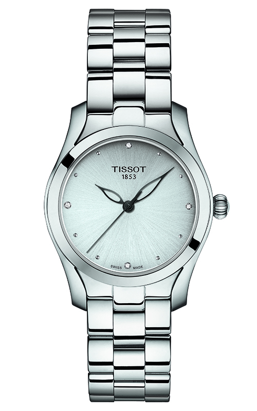 Tissot T-Lady T-Wave Watch T1122101103600 product image
