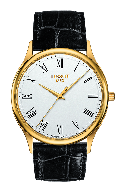 Tissot T-Gold Excellence Watch T9264101601300 product image