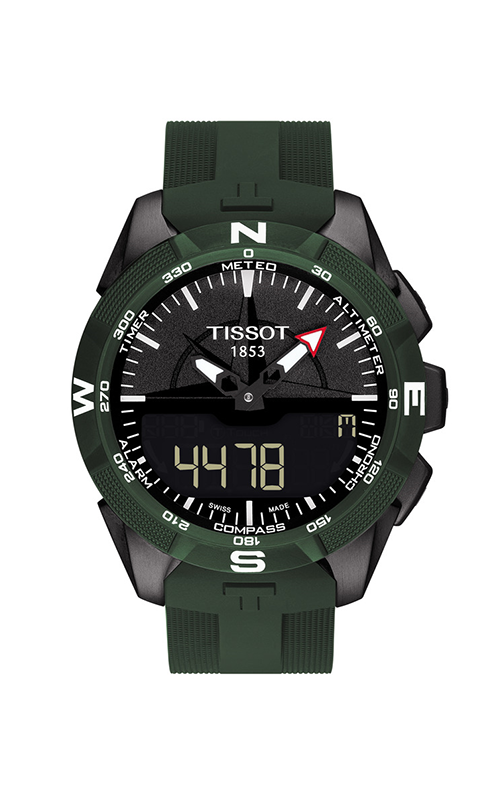 Tissot T-Touch Expert Solar II Watch T1104204705100 product image