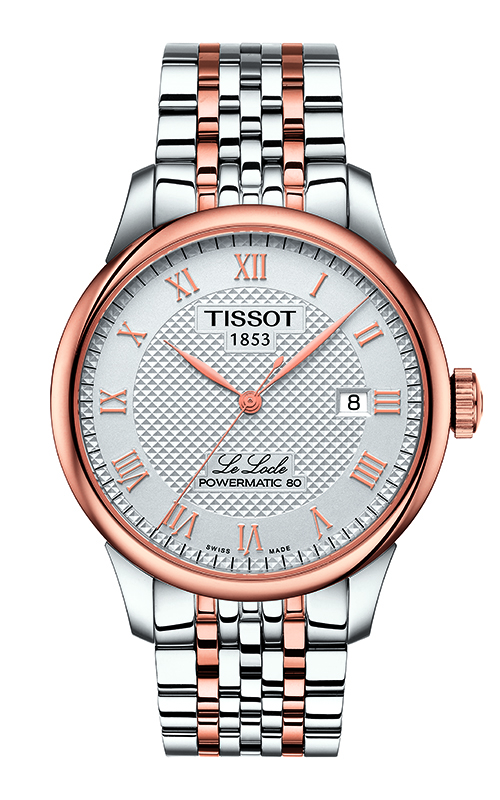 Tissot T-Classic Le Locle Watch T0064072203300 product image