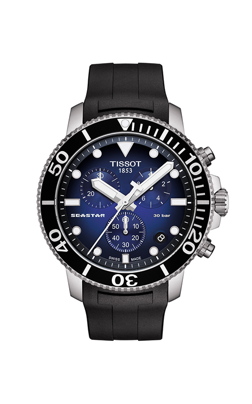 Tissot T-Sport Seastar 1000 Powermatic 80 Watch T1204071704100 product image
