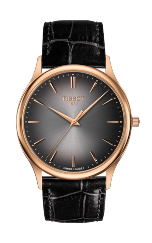 Tissot T-Gold Excellence Watch T9264107606100 product image