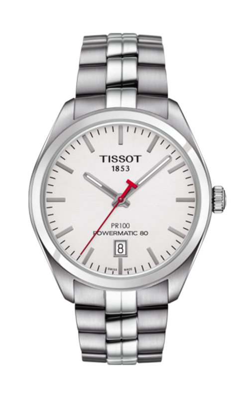 Tissot PR 100 Powermatic 80 Asian Games Edition Watch T1014071101100 product image