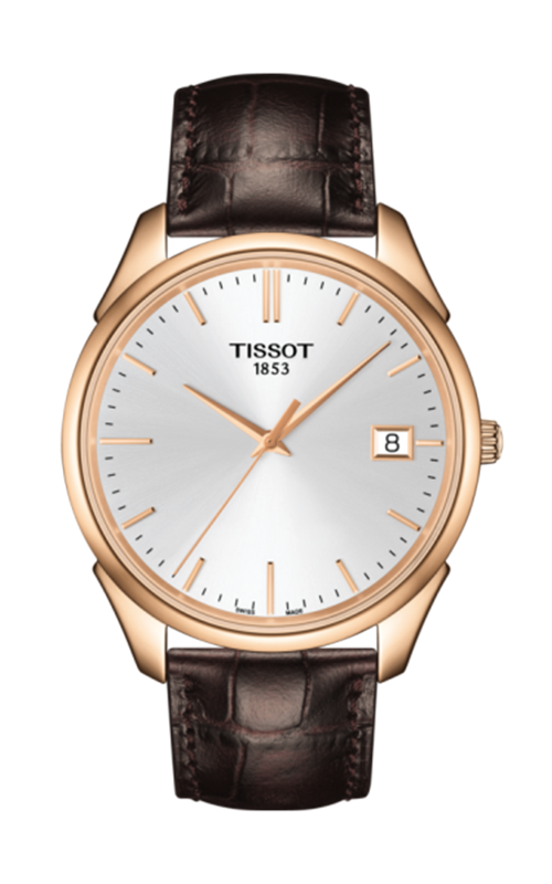 Tissot T-Gold Vintage 18K Rose Gold Watch T9204107603101 product image