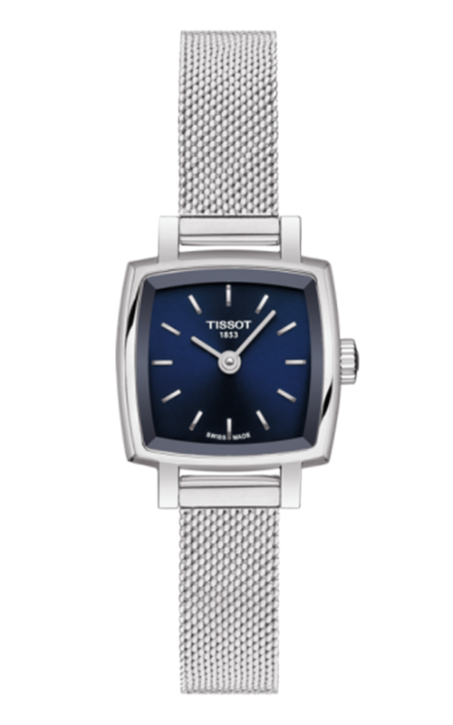 Tissot T-Lady Lovely Square Watch T0581091104100 product image