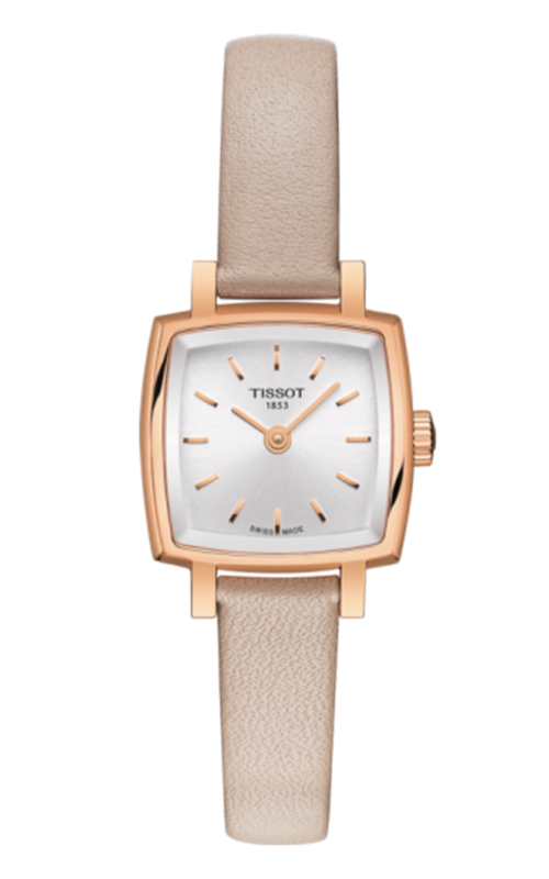 Tissot T-Lady Lovely Square Watch T0581093603100 product image