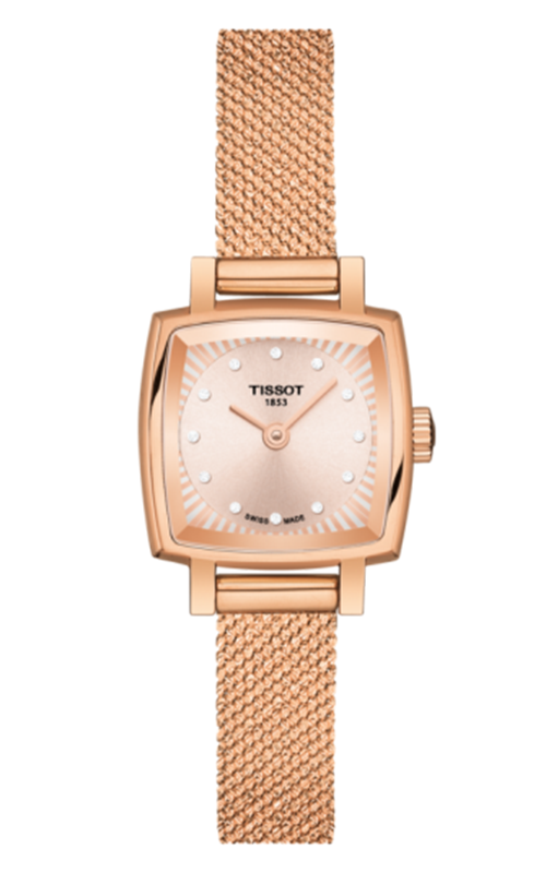 Tissot T-Lady Lovely Square Watch T0581093345600 product image