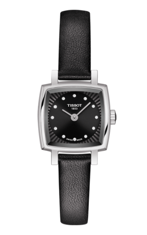 Tissot T-Lady Lovely Square Watch T0581091605600 product image
