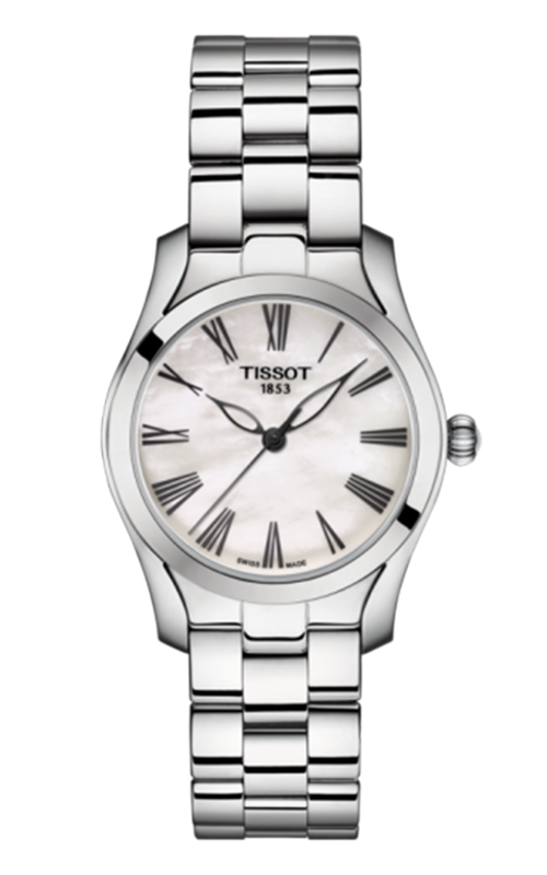 Tissot T-Lady T-Wave Watch T1122101111300 product image