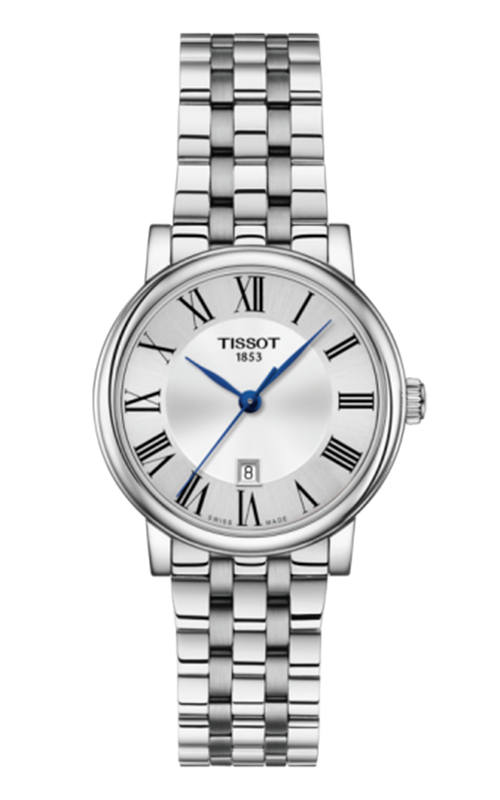 Tissot T-Classic Carson Premium Lady Watch T1222101103300 product image