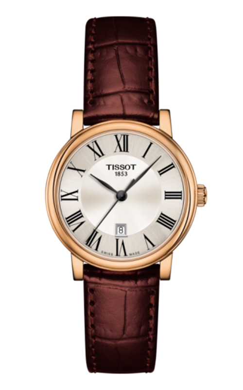 Tissot T-Classic Carson Premium Lady Watch T1222103603300 product image
