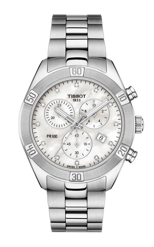 Tissot T-Sport PR 100 Sport Chic Chronograph Watch T1019171111600 product image