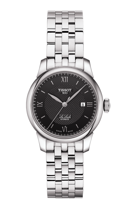 Tissot T-Classic Le Locle Automatic Lady Watch T0062071105800 product image