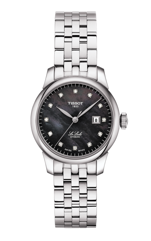 Tissot T-Classic Le Locle Automatic Lady Watch T0062071112600 product image