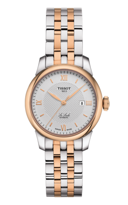 Tissot T-Classic Le Locle Automatic Lady Watch T0062072203800 product image