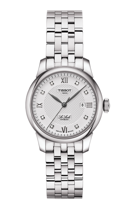 Tissot T-Classic Le Locle Automatic Lady Watch T0062071103600 product image