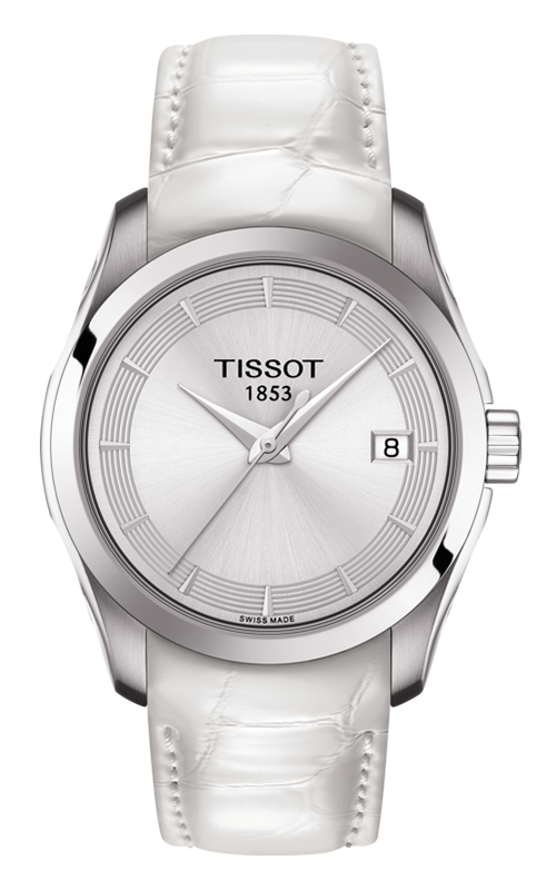 Tissot T-Classic Couturier Watch T0352101603100 product image