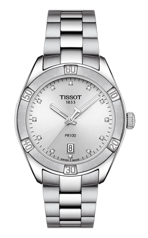 Tissot T-Sport PR 100 Sport Chic Watch T1019101103600 product image