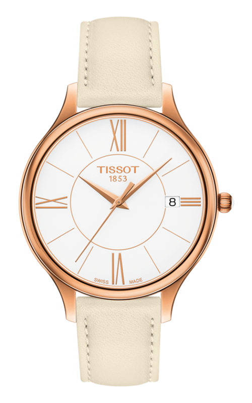 Tissot T-Lady Bella Ora Round Watch T1032103601800 product image