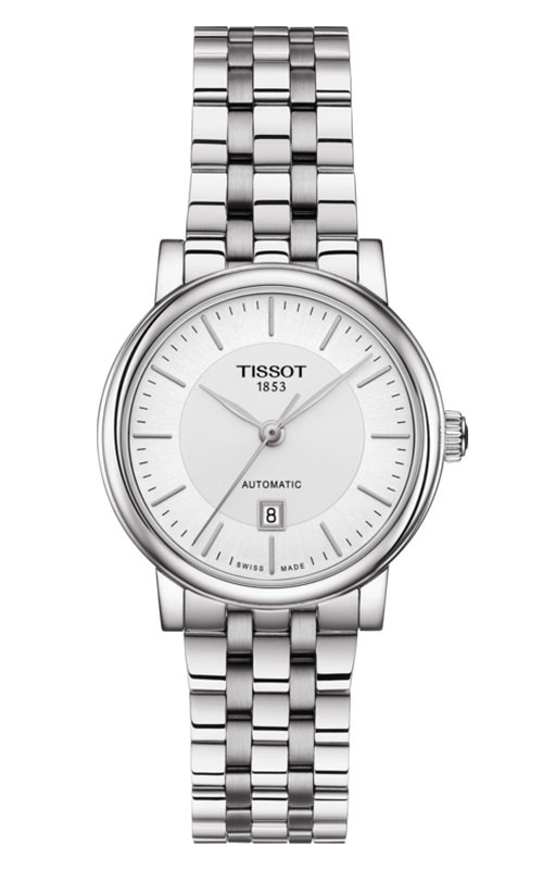 Tissot T-Classic Carson Automatic Lady Watch T1222071103100 product image
