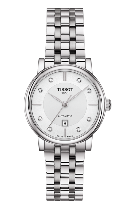 Tissot T-Classic Carson Automatic Lady Watch T1222071103600 product image