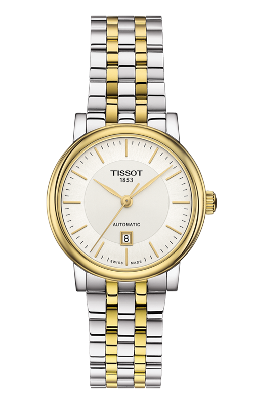 Tissot T-Classic Carson Automatic Lady Watch T1222072203100 product image
