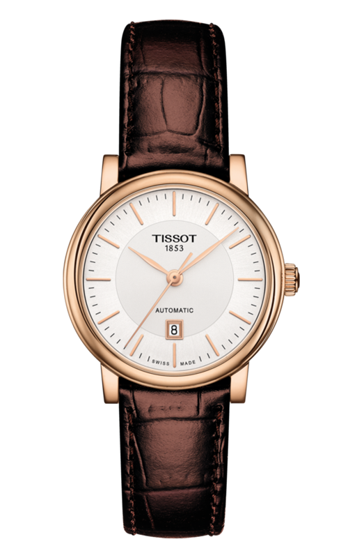 Tissot T-Classic Carson Automatic Lady Watch T1222073603100 product image