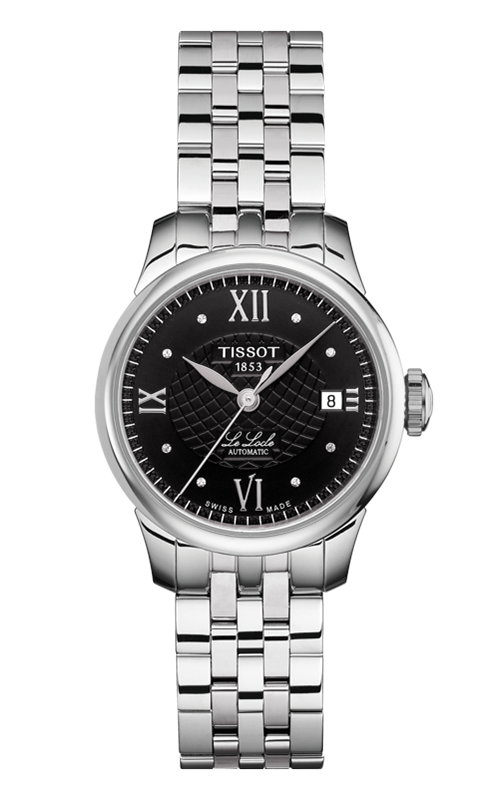 Tissot T-Classic Le Locle Automatic Lady Watch T41118356 product image