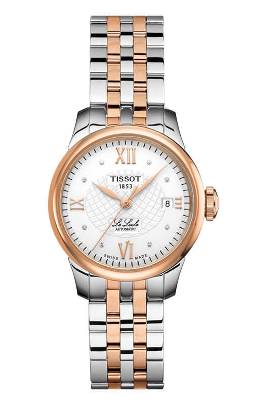 Tissot T-Classic Le Locle Automatic Lady Watch T41218316 product image