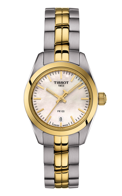 Tissot T-Classic PR 100 Lady Small Watch T1010102211100 product image