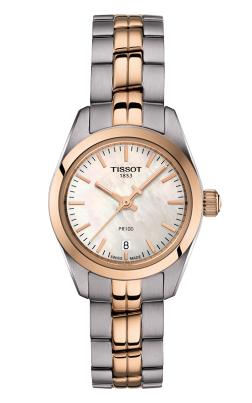 Tissot T-Classic PR 100 Lady Small Watch T1010102211101 product image