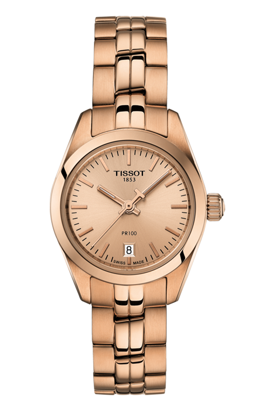 Tissot T-Classic PR 100 Lady Small Watch T1010103345100 product image