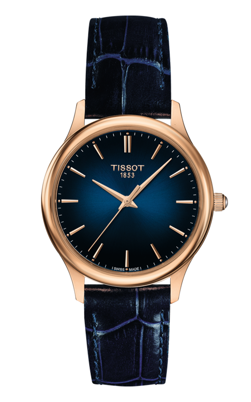 Tissot T-Gold Excellence Lady Watch T9262107604100 product image