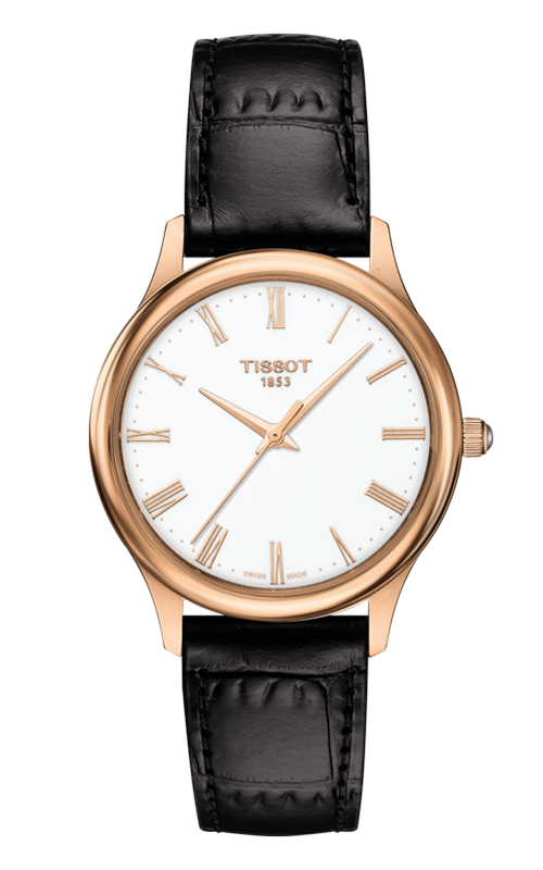 Tissot T-Gold Excellence Lady Watch T9262107601300 product image