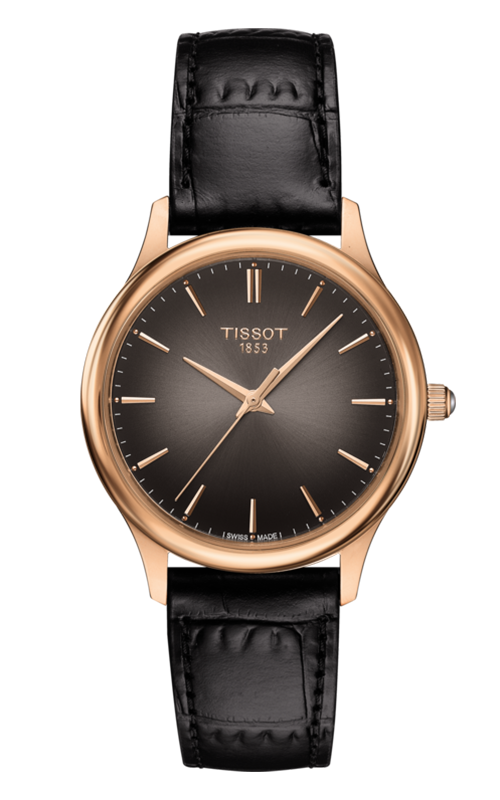 Tissot T-Gold Excellence Lady Watch T9262107606100 product image