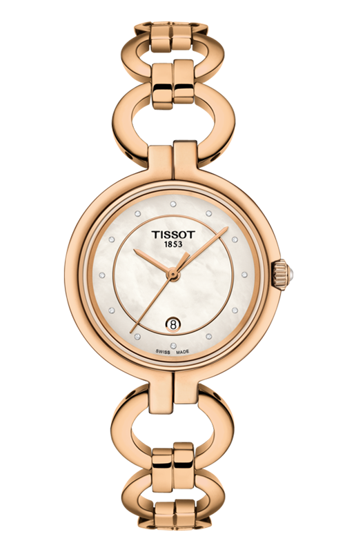 Tissot T-Lady Flamingo Watch T0942103311601 product image