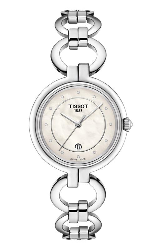 Tissot T-Lady Flamingo Watch T0942101111600 product image