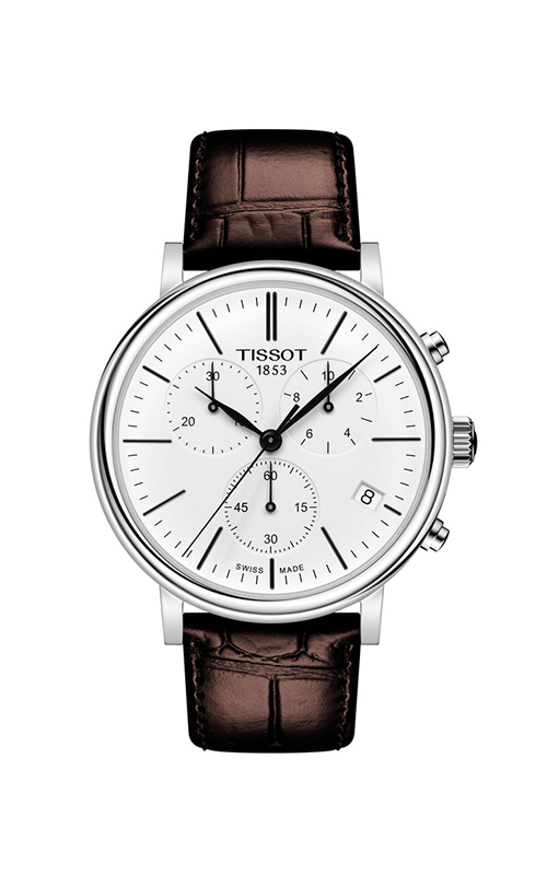 Tissot T-Classic Carson Watch T1224171601100 product image
