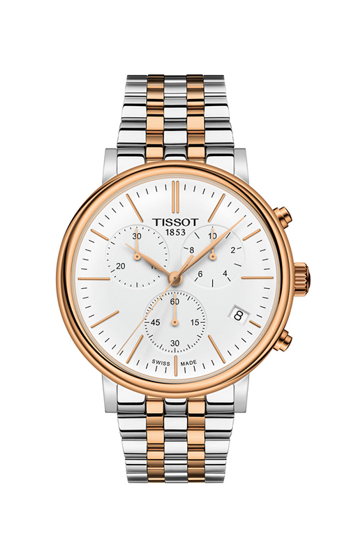 Tissot T-Classic Carson Watch T1224172201100 product image