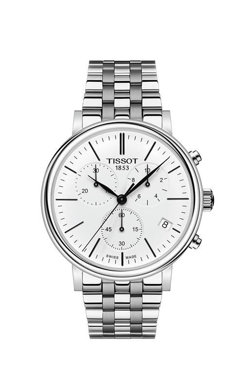 Tissot T-Classic Carson Watch T1224171101100 product image
