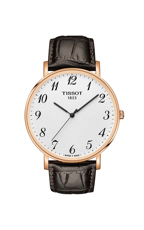 Tissot T-Classic Everytime Watch T1096103603200 product image